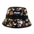 Phoenix Clothing Shop Black Beauty Bucket Hat