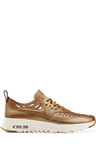 shoes nike gold shoes gold sneakers