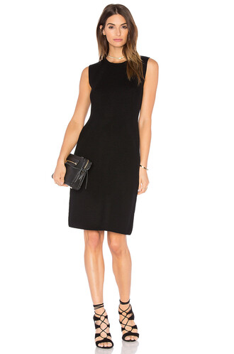dress shift dress black