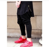 jeans,crotch,low,black,street