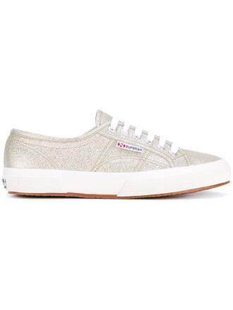 metallic women sneakers cotton grey shoes