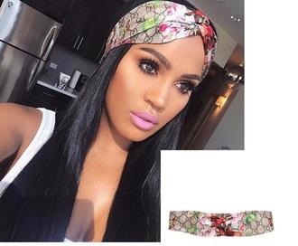 hair accessory headband gucci