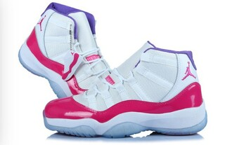 shoes white and pink jordans jordans multicolor sneakers