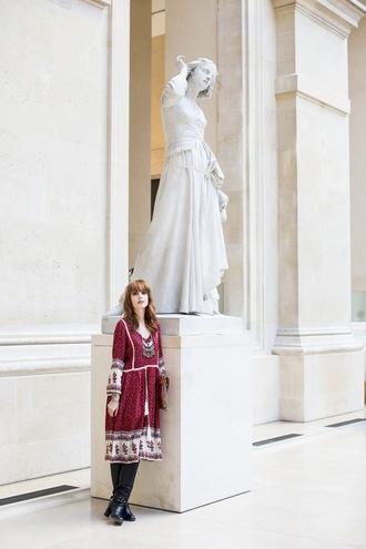 miss pandora blogger dress jewels shoes bag