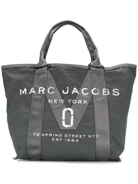 Marc Jacobs women bag tote bag cotton grey