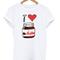 I love nutella tshirt - stylecotton