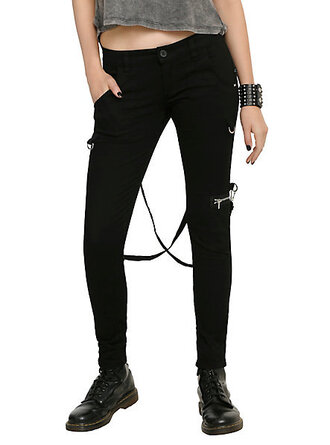 jeans hottopic emo punk