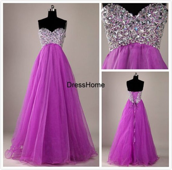 prom dress long homecoming dress lace up homecoming beading homecoming organza homecoming prom dress party dress long prom dress party dress