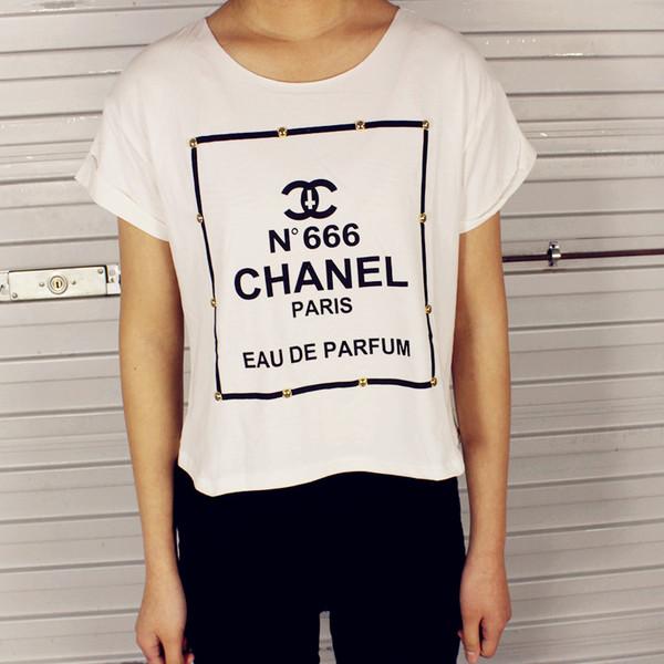 Top Clothes Clothes Chanel Parfum Perfume Wheretoget