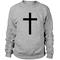 Cross god sweatshirt