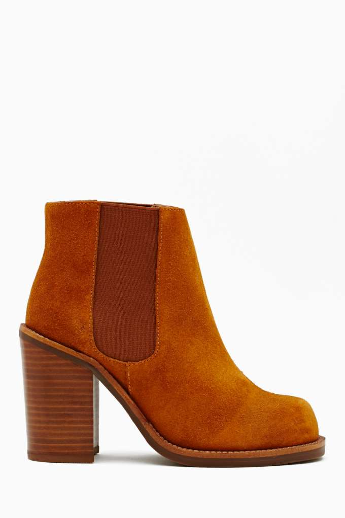 Jeffrey Campbell Cash Chelsea Boot in  Shoes Boots at Nasty Gal