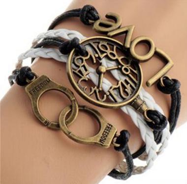 Love cuff bracelet set · fashion struck · online store powered by storenvy