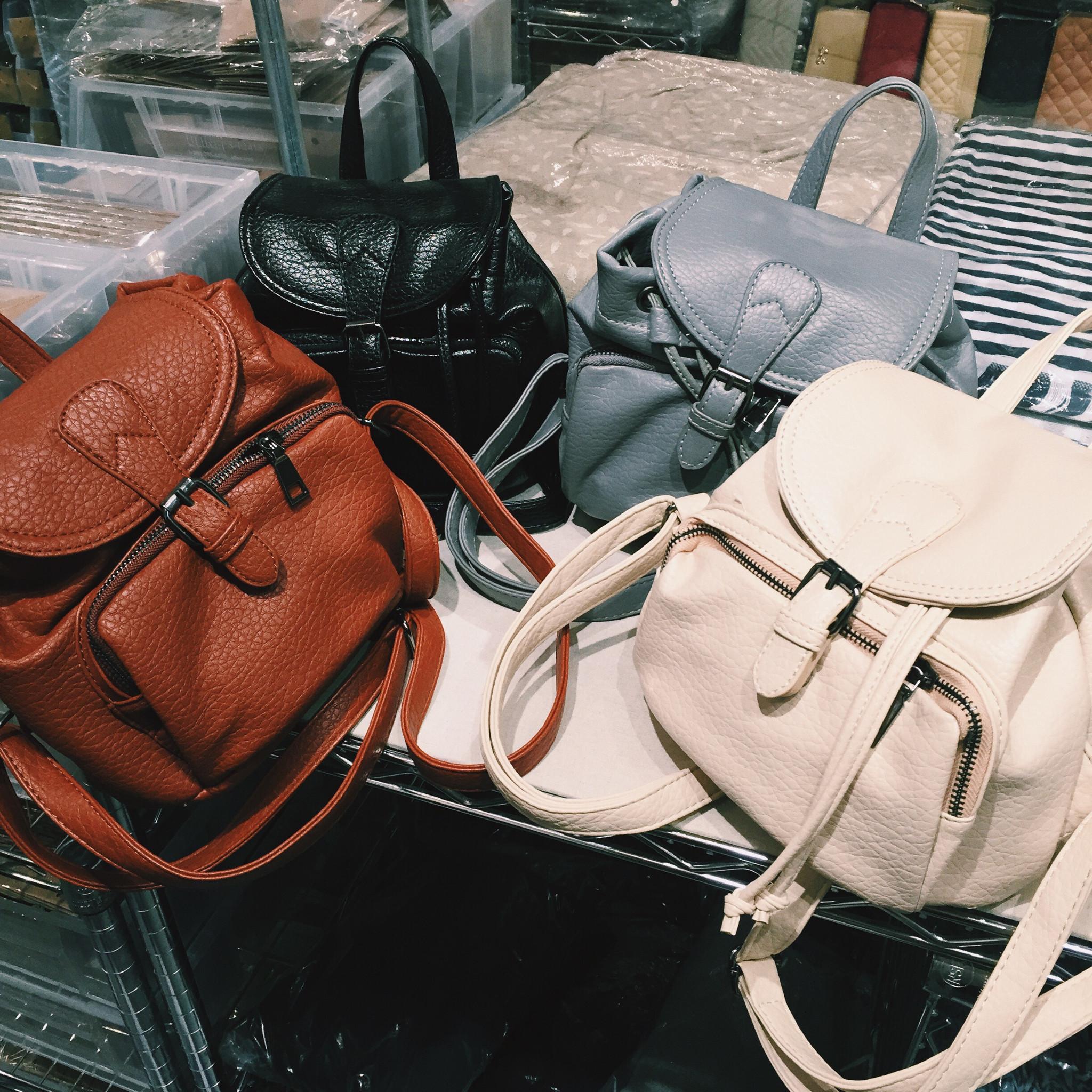 Nicki's Mini Back Pack | ootdfash