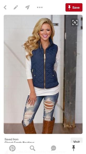 jacket blue zip blue top zip up jacket
