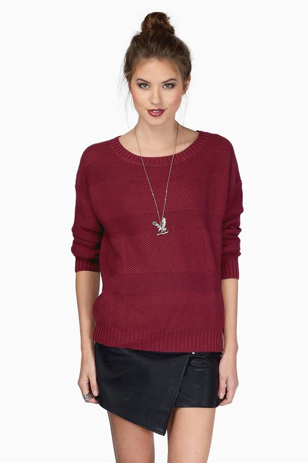 Park lane knit sweater $58