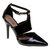 Black High Shine Pointed High Heel | Linzi | Women's Shoes, Boots & Sandals