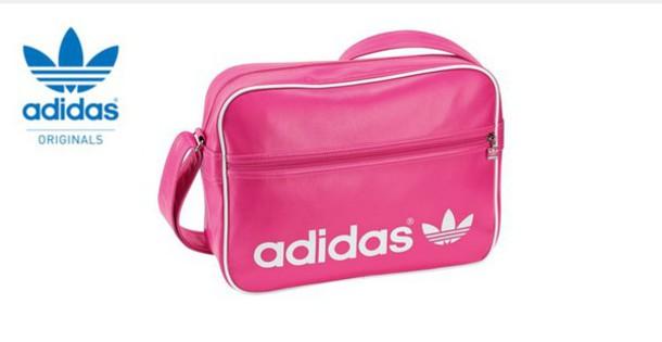 5d29a0c7e18e bag pink adidas bag adidas adidas originals adidas bag assessories pink bag  three stripes