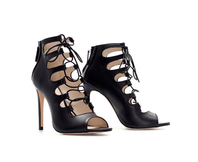 Women Shoes : Zara Shoes Spring Summer 2013 | coolandmore.com