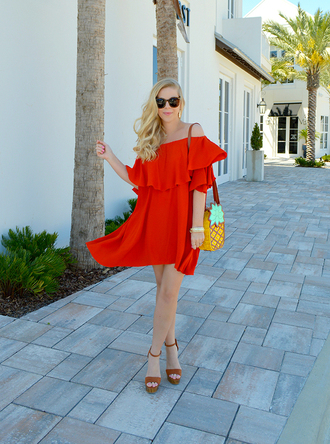 lauren conrad blogger bag dress shoes jewels