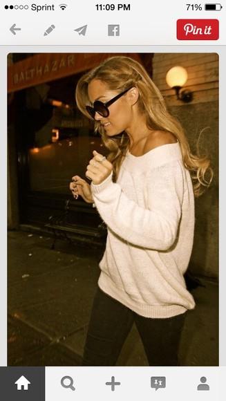 sweater lauren conrad fashion