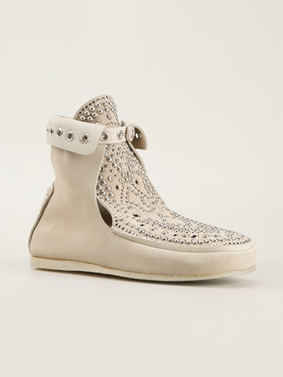 Isabel marant 'morely' booties