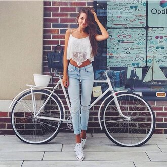 top white top crop tops lace top lace white white crop tops summer top summer