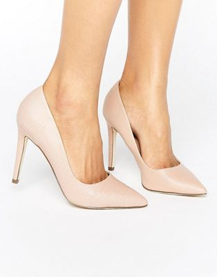 Call It Spring Gwydda Blush Heeled Shoes at asos.com