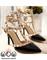Inspired celebrity heels shoes celeb rivets rockstuds rockstud gift