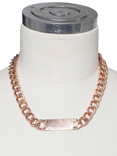 Donelle Necklace - Pieces - Rose Gold - Smycken - Accessoarer - Kvinna - Nelly.com