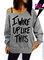 Gray slouchy oversized sweatshirt