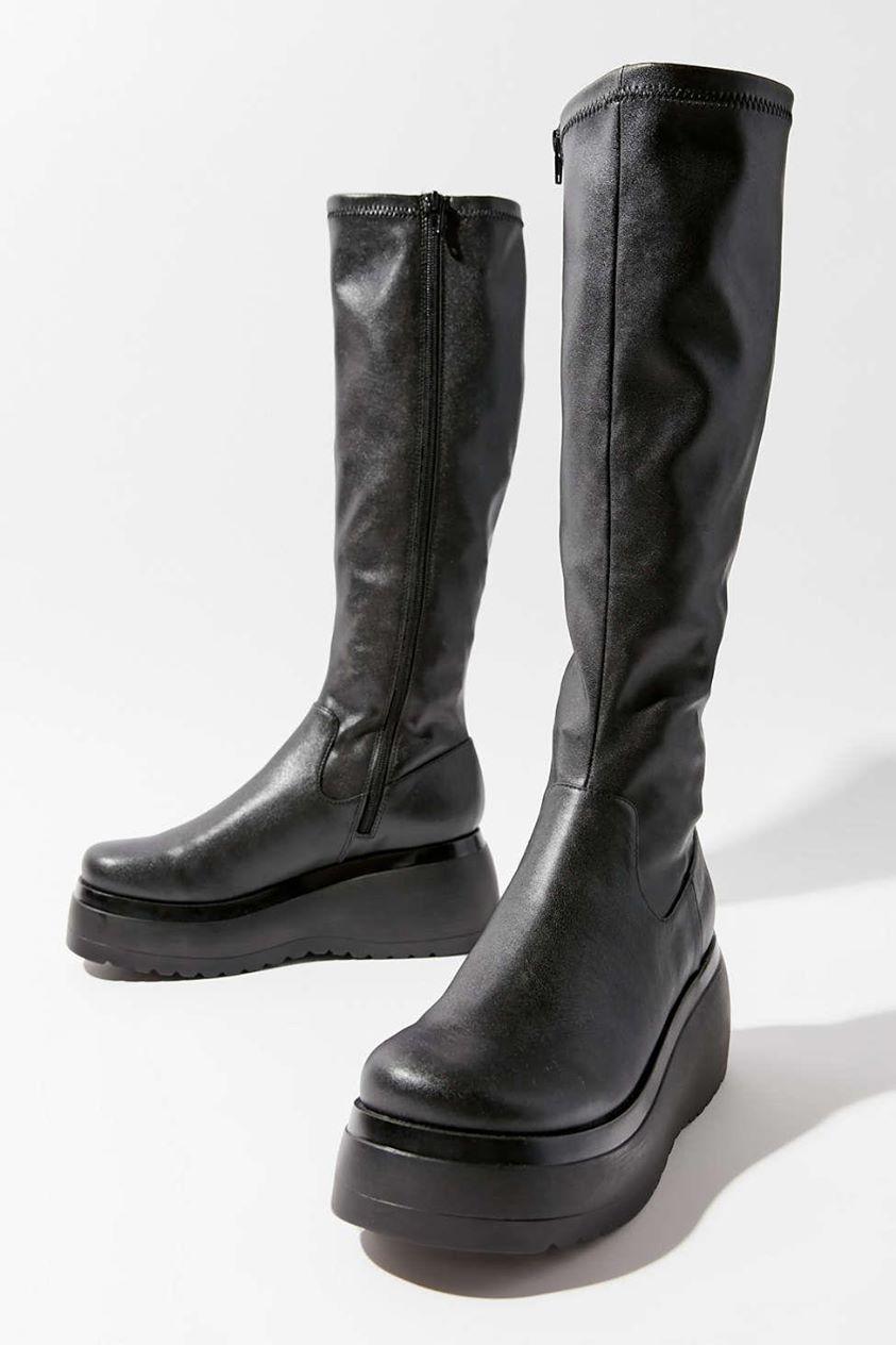 Steve Madden UO Exclusive Duggie Platform Knee-High Boot