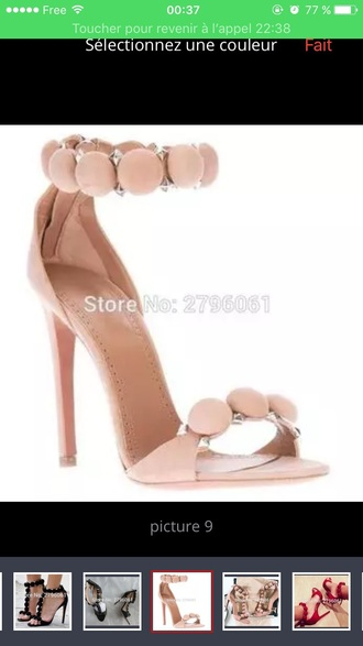 shoes nude pink heels