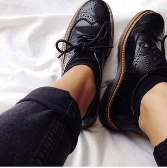 shoes oxfords style elegant shoes fancy tumblr outfit weheartit love wheretoget?? preppy