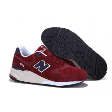 New Balance NB 999BNV For Men Sneakers Burgundy Maroon Navy