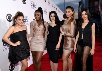 ally brooke people's choice awards earrings lauren jauregui fifth harmony lauren conrad camila cabello dinah jane hansen