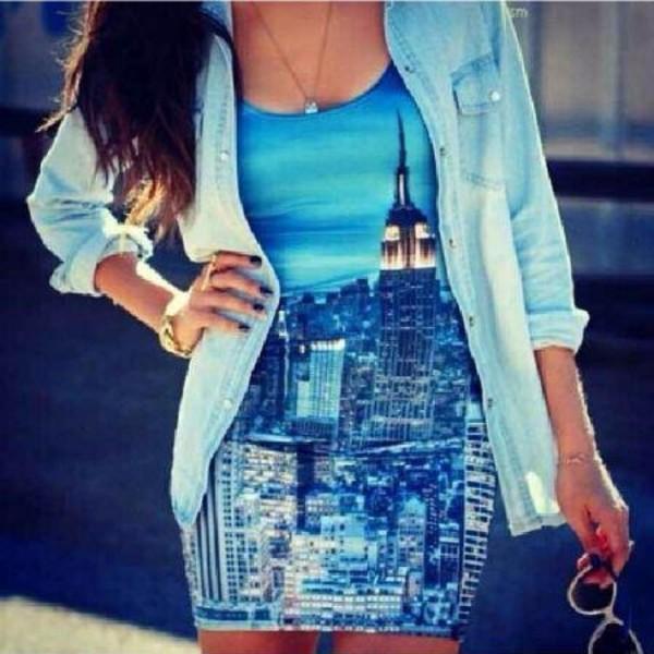 dress city