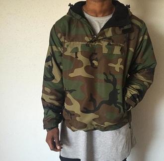 jacket camouflage vintage camouflage jacket vintage black yeezy dope swag nike adidas puma supreme bape stussy