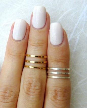 3 row ring