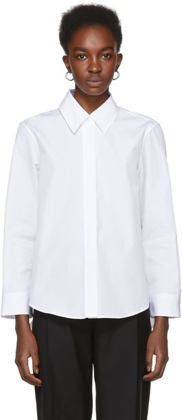 Jil Sander shirt white top