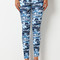 """futuristic camo"" print scuba tube pants (2 colors available) – glamzelle"