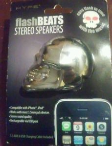 Hype flash beats stereo speakers stereo sound quality *chrome*