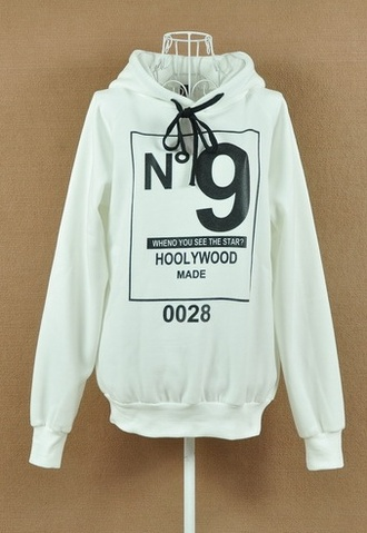 kristen stewart white sweater hoddie hollywood winter sweater