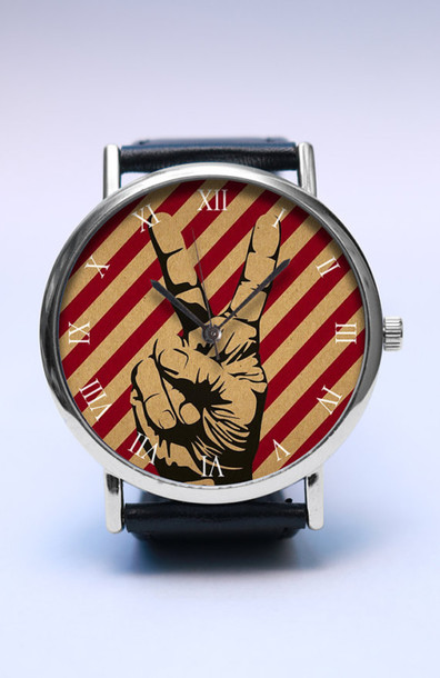 Jewels: Watch, Watch, Handmade, Style, Fashion, Vintage