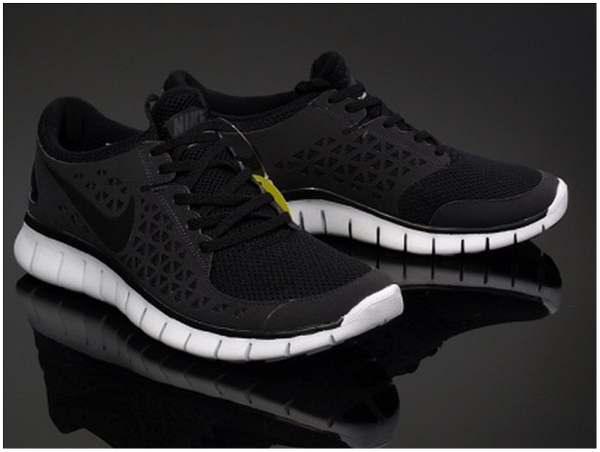 Nike Flex Experience Rn Unisex Black White Running Shoes Best 39ea4a4d