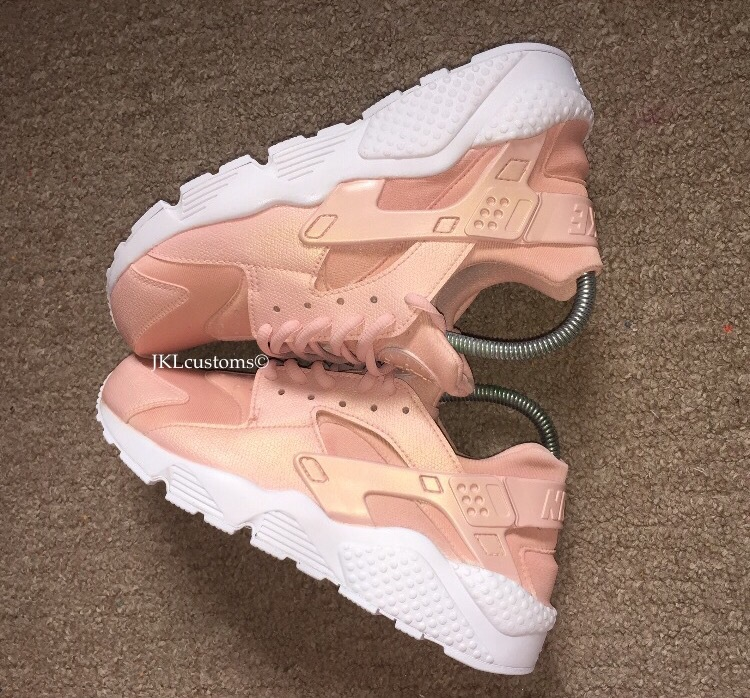 ROSE GOLD Nike Air Huarache 7045f3a6a637