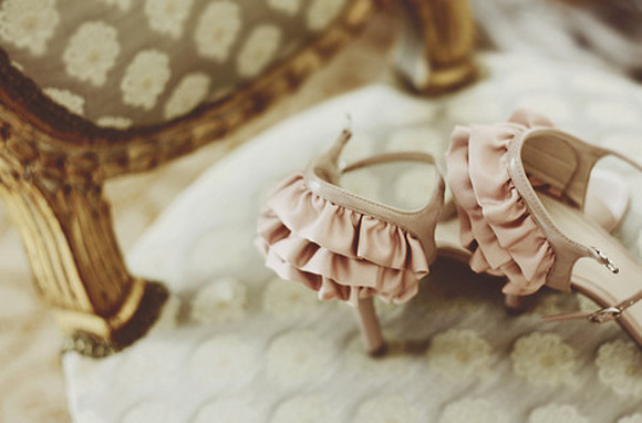 beige shoes shoes beige kawaii shoes kawaii ruffles