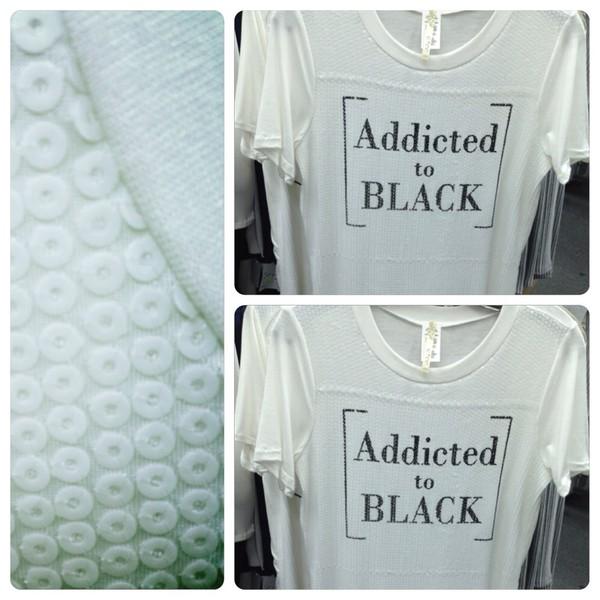 808e471ae58dd blouse, qute white, sequin dress, t-shirt - Wheretoget