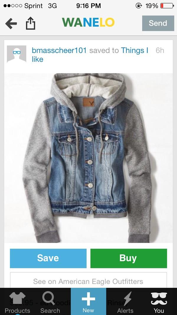 jacket forever 21
