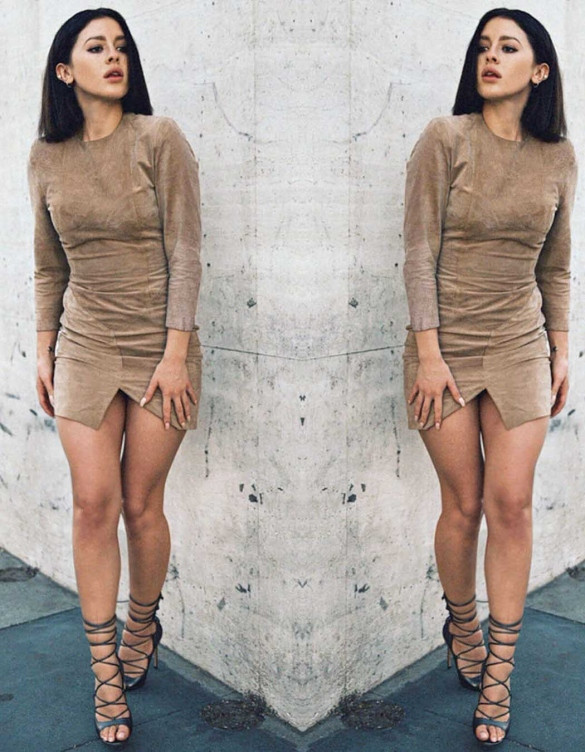 2b647d4c422a Coffee Supa Bodycon Dress – Outfit Made