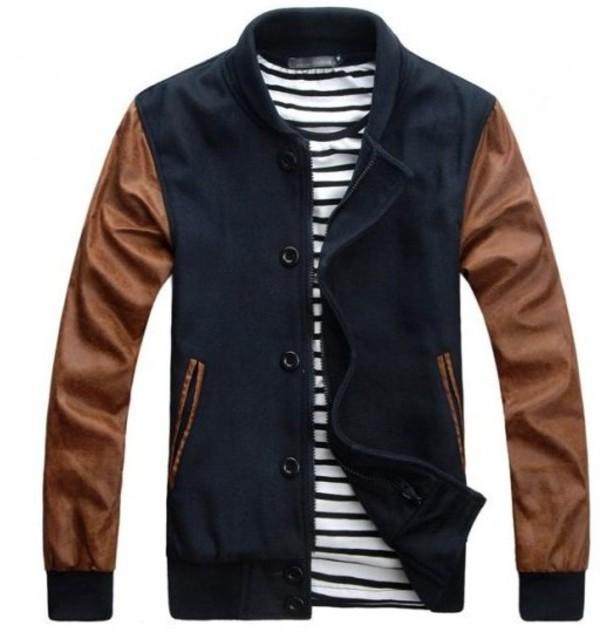 coat baseball jacket